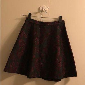 Embroidered Skirt - Club Monaco